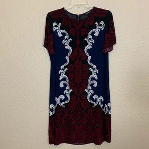Express | Rayon Patterned Dress
